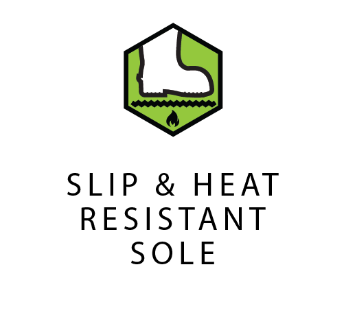 Slip and Heat Resistant Boots